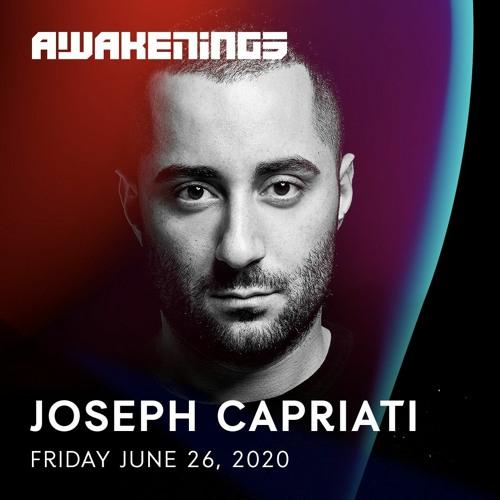 Joseph Capriati – Awakenings Festival 2020 – Online weekender