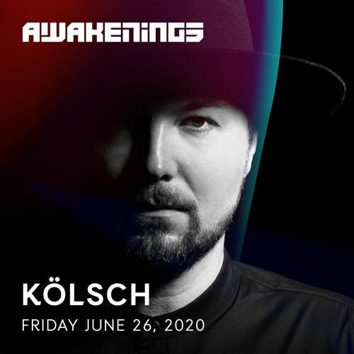 Kölsch – Awakenings Festival 2020 – Online weekender