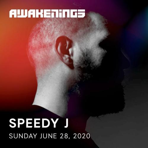 Speedy J – Awakenings Festival 2020 – online weekender