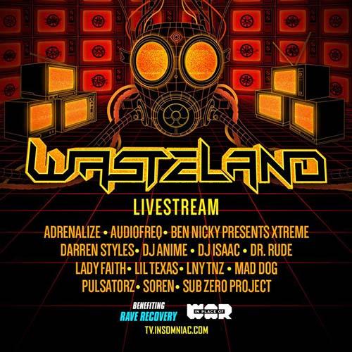 Soren – Basscon – Wasteland Livestream (June 12, 2020)