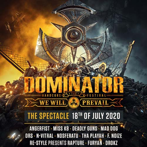 DRS – Dominator – We Will Prevail