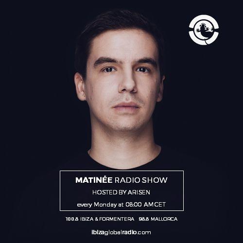 LÈRR guestmix for MATINEE radioshow @ Ibiza Global Radio (15.02.2021)