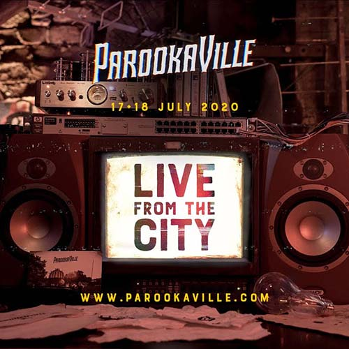 Brennan Heart – Parookaville – Live From The City