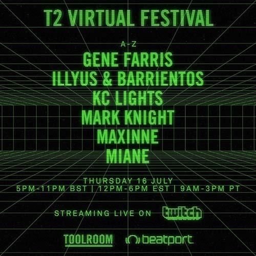 Miane – T2 Virtual Festival – Toolroom