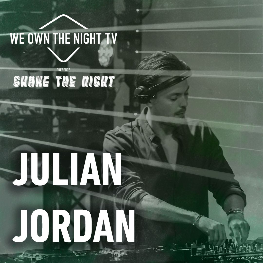 Julian Jordan – We Own The Night