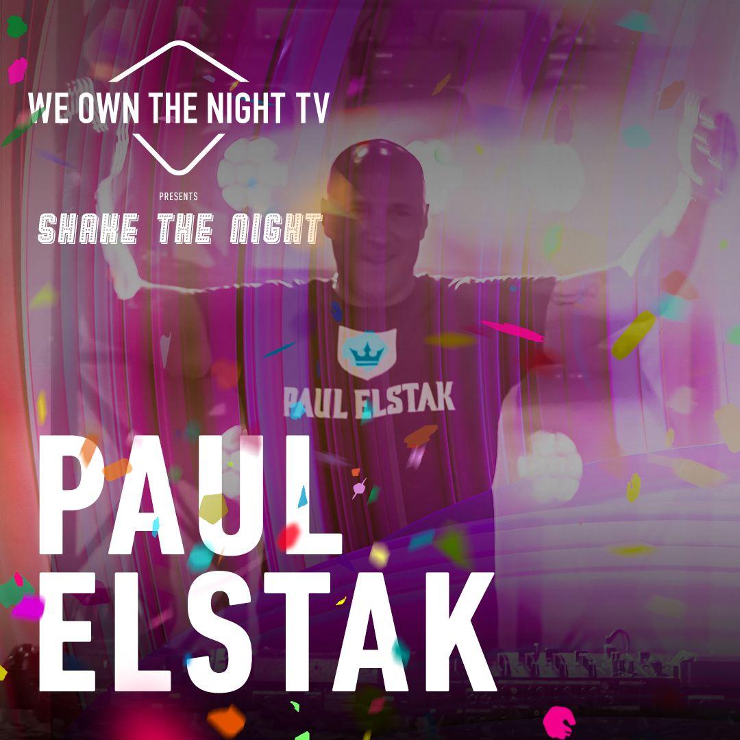 Paul Elstak – We Own The Night