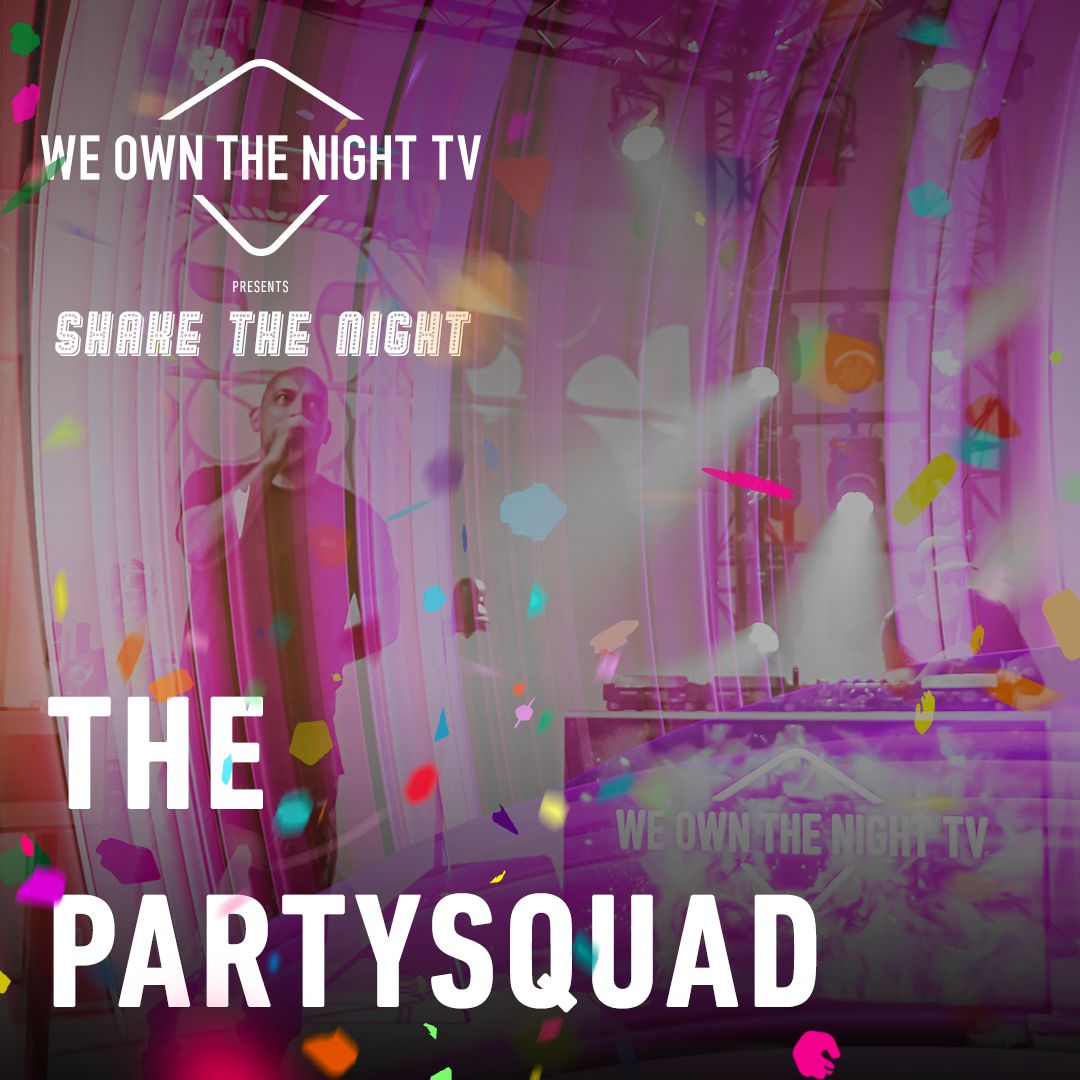 The Partysquad – We Own The Night