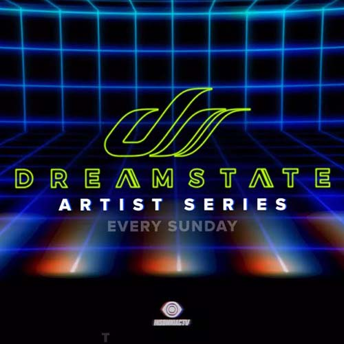 Oliver Smith – Dreamstate Artist Series (January 10, 2021)
