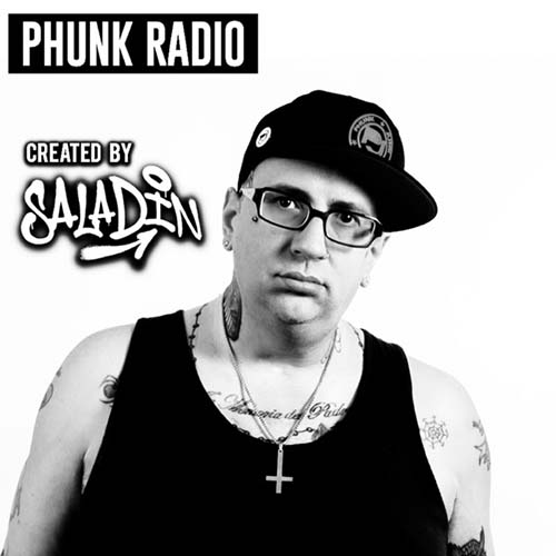 Saladin – PHUNK Radio 089 feat. BLK Out