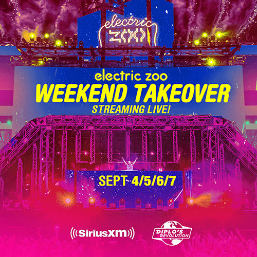 Cash Cash @ Electric Zoo Weekend Takeover 2020