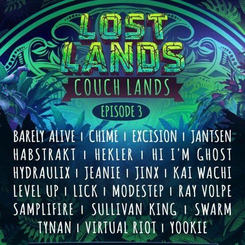 Modestep @ Lost Lands 'Couch Lands' Episode 3