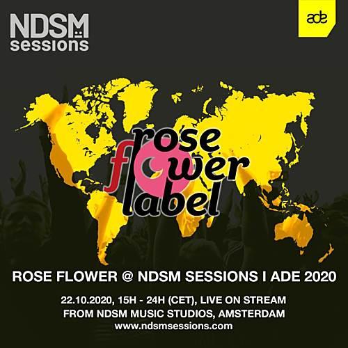Tom Zeta – Rose Flower x NDSM Music – ADE 2020
