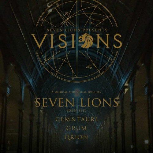 Gem & Tauri @ Seven Lions Presents Visions 5