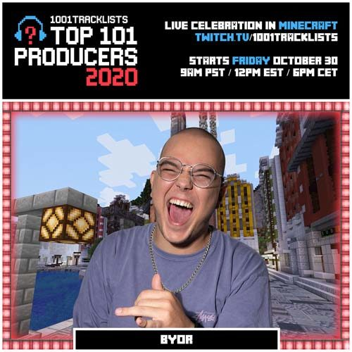 BYOR – Top 101 Producers 2020 Mix