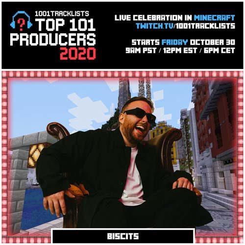 Biscits – Top 101 Producers 2020 Mix