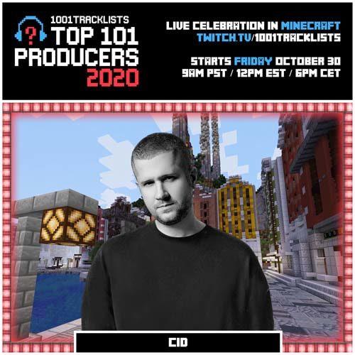 CID – Top 101 Producers 2020 Mix