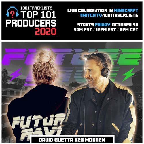 David Guetta B2B MORTEN – Top 101 Producers 2020 Mix (FUTURE RAVE Exclusive)