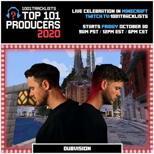 DubVision – Top 101 Producers 2020 Mix