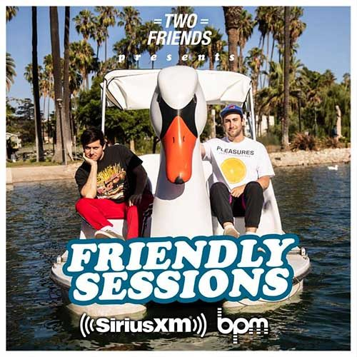 Two Friends – Friendly Sessions 61