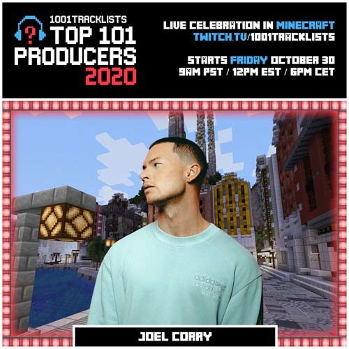 Joel Corry – Top 101 Producers 2020 Mix