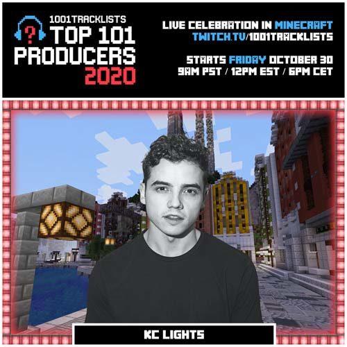 KC Lights – Top 101 Producers 2020 Mix