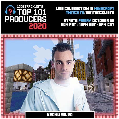 Keanu Silva – Top 101 Producers 2020 Mix