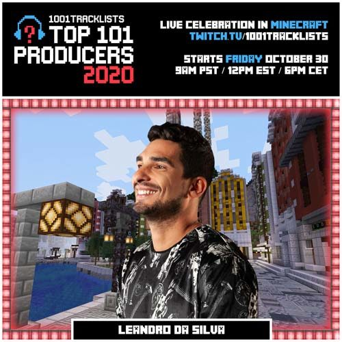 Leandro Da Silva – Top 101 Producers 2020 Mix