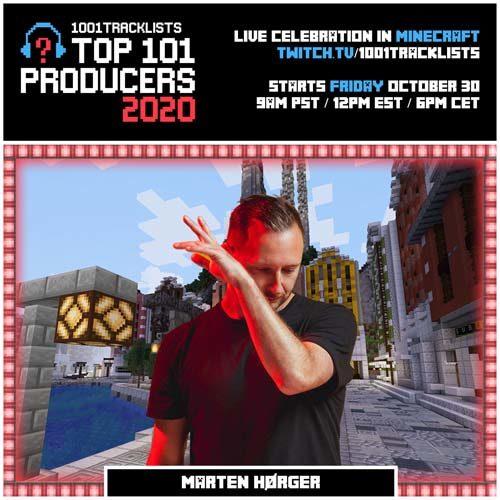 MARTEN HØRGER – Top 101 Producers 2020 Mix