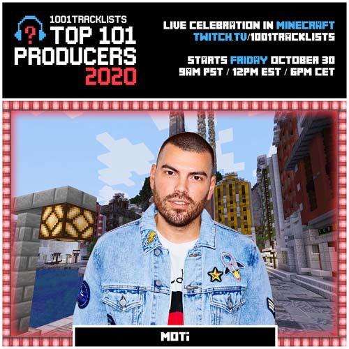 MOTi – Top 101 Producers 2020 Mix