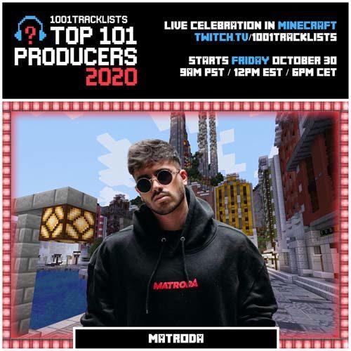 Matroda – Top 101 Producers 2020 Mix