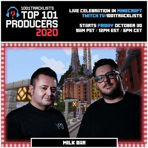 Milk Bar – Top 101 Producers 2020 Mix