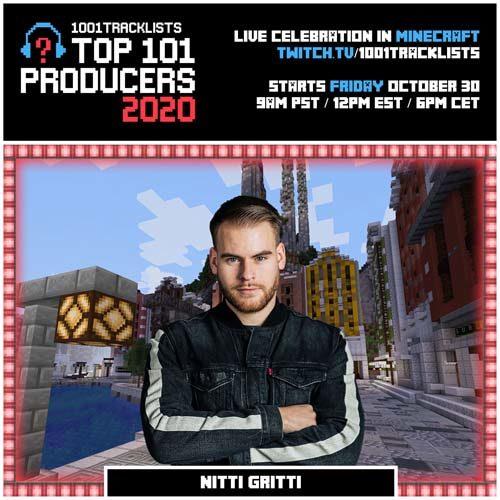 Nitti Gritti – Top 101 Producers 2020 Mix