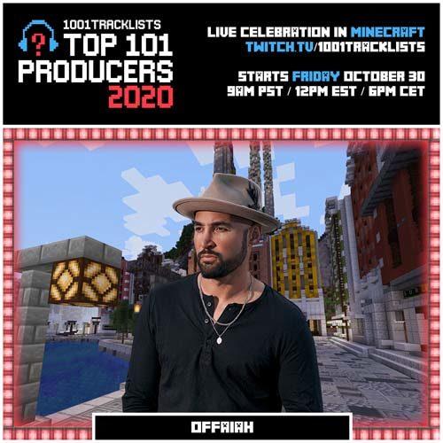 OFFAIAH – Top 101 Producers 2020 Mix