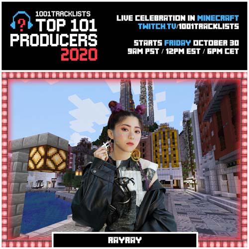 RayRay – Top 101 Producers 2020 Mix