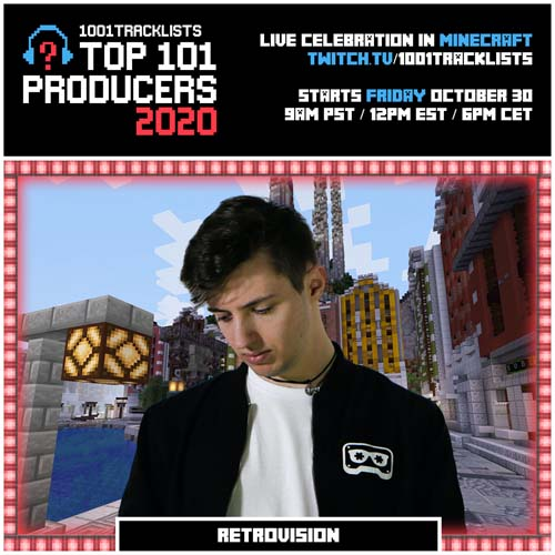 RetroVision – Top 101 Producers 2020 Mix