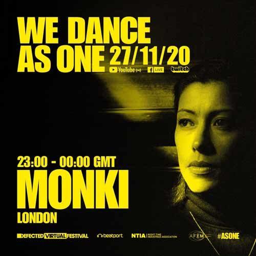 Monki – We Dance As One 2.0