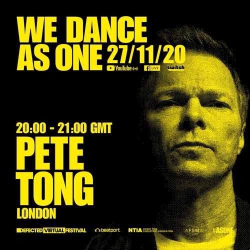 Pete Tong – We Dance As One 2.0