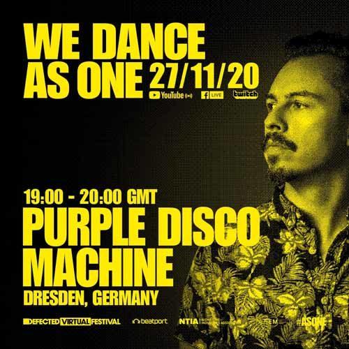 Purple Disco Machine – We Dance As One 2.0