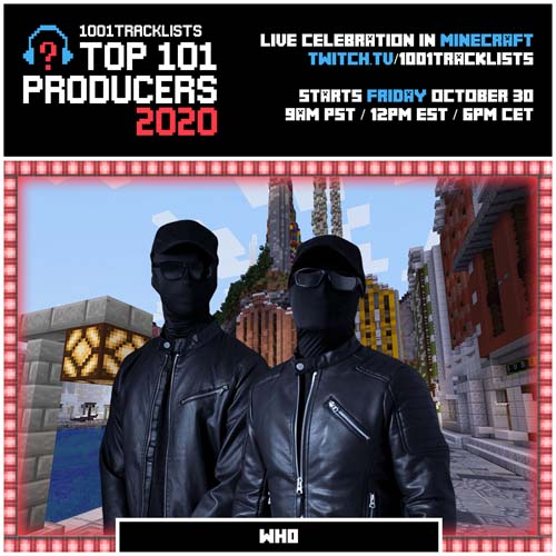Wh0 – Top 101 Producers 2020 Mix