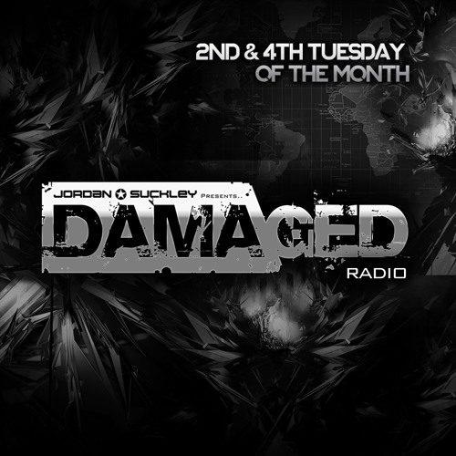 Jordan Suckley – Damaged Radio 118