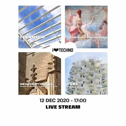 Folamour – I Love Techno 2020 – Montpellier