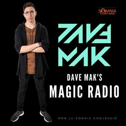 Dave Mak – Magic Radio 032