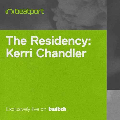 DJ Deep – The Residency with…Kerri Chandler [Week 1]