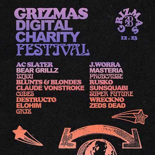 Codes – Grizmas Digital Charity Festival