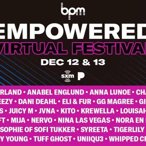 Syreeta – SiriusXM EMPOWERED Virtual Festival