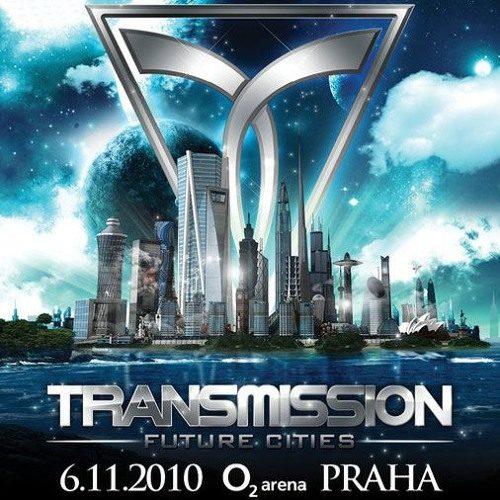 Sander van Doorn – Transmission Prague 2010 – Future Cities