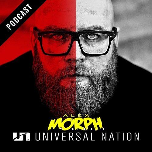 Alex M.O.R.P.H. – Universal Nation 304