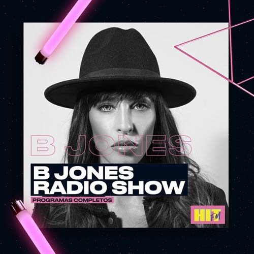 B Jones – B Jones Radio Show (24/07/2021)