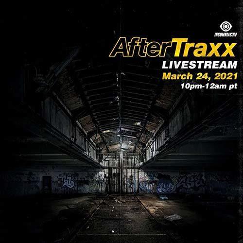 Shmitty – Aftertraxx Livestream (March 24, 2021)