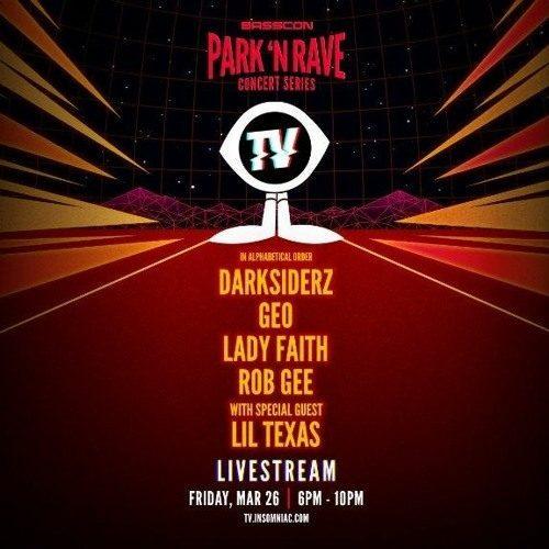 Lil Texas – Basscon Park 'N Rave Livestream (March 26, 2021)